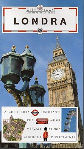 Londra guida city book - corriere della sera