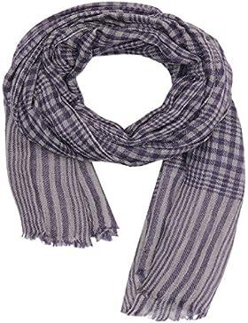 Primavera / Inverno 2018 Wool Silk Checks Tartan Donna Uomo Scialle Pashmina Sciarpa KASHFAB