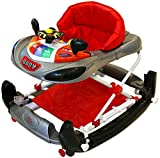 Best Baby Walkers - Bebe Style F1 Racing Car Walker and Rocker Review