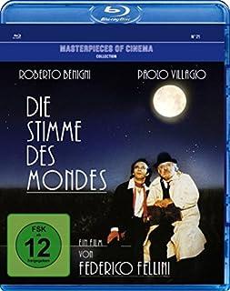 Die Stimme des Mondes - Masterpieces of Cinema Collection [Blu-ray]
