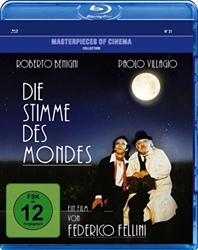 Die Stimme des Mondes - Masterpieces of Cinema Collection [Blu-ray]