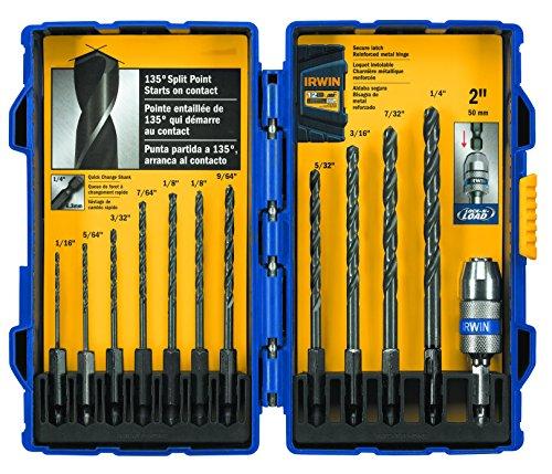 12-piece-black-oxide-hex-shank-drill-bit-set-12pc-blk-ox-hex-bit-set