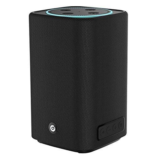 DOSS PowerBox Bluetooth Lautsprecher Bluetooth 4.0 Lautsprecherbox Drahtloser Soundbox mit dem Hochauflösenden Sound und Boomenden Bass Lange Spielzeit für iPhone, iPad, Samsung, Tablet und andere Android Geräte