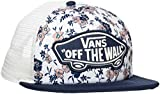 Vans_Apparel Damen Baseball Cap Beach Trucker Hat, Mehrfarbig (White Ditsy...