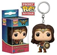 Funko-13346 Movie Pocket Keychain: Wonder Woman...