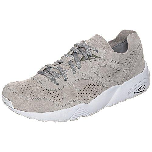 Puma Unisex-Erwachsene Ftrack R698 Soft Pack Sneaker grau / weiß