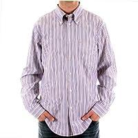 Armani per magliette da uomo a maniche lunghe in Jeans shirt. AJM0093