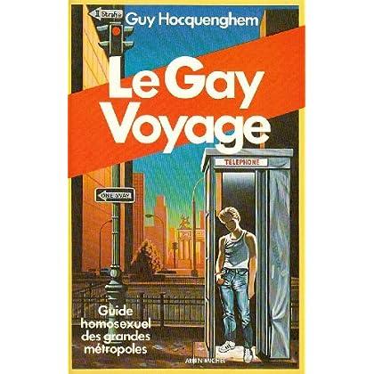 Le Gay voyage : Guide et regard homosexuels sur les grandes métropoles