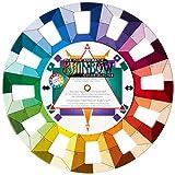 Derde 3169 Rainbow Color Wheel Selector