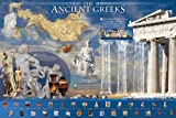 empireposter - Educational - The ancient Greeks - Größe (cm), ca. 91,5x61 - Poster, Text in Englisch