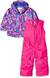 Columbia Kinder Buga Set, rosa (Punch Pink Floral Camo), 2T