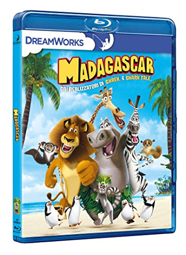 Madagascar [Blu-ray] [IT Import] Preisvergleich