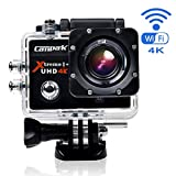 Campark ACT74 Action Kamera WIFI 1080P Sports Cam 4K Camera