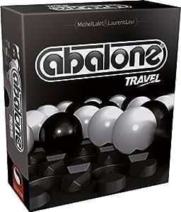 Asmodee - AB03FR - Jeu de Stratégie - Abalone - Jeu de Voyage