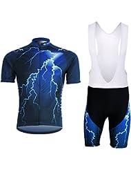 Maillot de cyclisme homme manches courts / pantalons