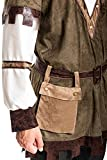 Kostümplanet® Robin Hood Kostüm Herren Karnevals-Kostüm Größe 56/58 -