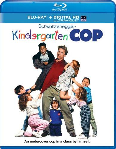 Kindergarten Cop [USA] [Blu-ray]