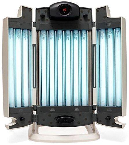 Lampe bronzante Facial tanner 12 tubes - Solarium