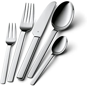 wmf cutlery set 24 piece for 6 people dune cromargan 18 10 stainless steel polished. Black Bedroom Furniture Sets. Home Design Ideas