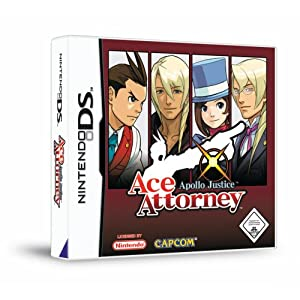 Ace Attorney – Apollo Justice