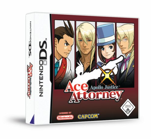 Ace Attorney - Apollo Justice -