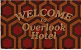 Pyramid Felpudo Welcome To Overlook Hotel Doormat The Shining Official Merchandising Referencia DD Textiles del hogar Unisex Adulto, Multicolor (Multicolor), única