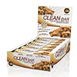 All Stars Clean Bar 18 x 60g Riegel Cinnamon Roll