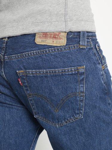 Levi's Herren Jeanshosen Original Straight Fit Blau (Stonewash 0114)