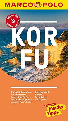 Preisvergleich Produktbild MARCO POLO Reiseführer Korfu: Reisen mit Insider-Tipps. Inklusive kostenloser Touren-App & Update-Service