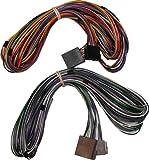 Autoleads PC2-102-4 Autoradio-Adapter, ISO-Verlängerungskabel, 5m