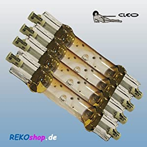 4 x Cleo HPA 400 S UV-Hochdruckstrahler