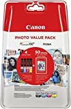 CANON CLI-551 Photo Value Ink Cartridge - Assorted