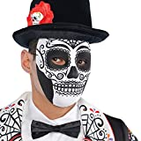 PARTY DISCOUNT Neu Maske Totenkopf Day of The Dead