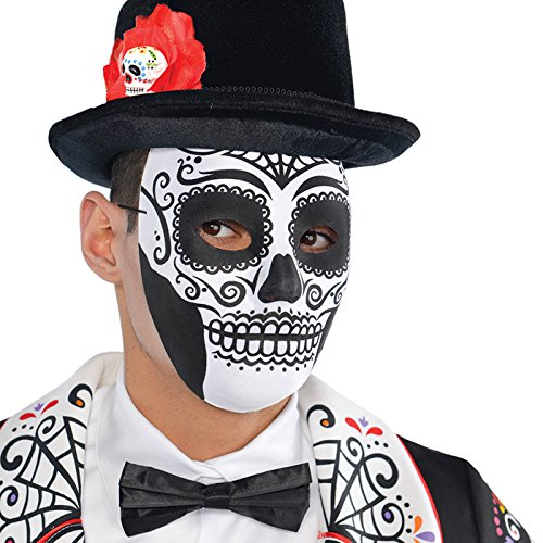 PARTY DISCOUNT Maske Totenkopf Day of The Dead