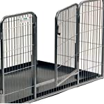 Crufts Safe and Sturdy Freedom Puppy Play Pen - 27 ins high 8