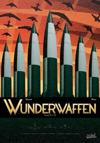 Wunderwaffen 12 - Coffret plein T09 à 12