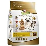 GranataPet Lieblings Mahlzeit Mini Adult Geflügel 2kg, Trockenfutter, Hundefutter