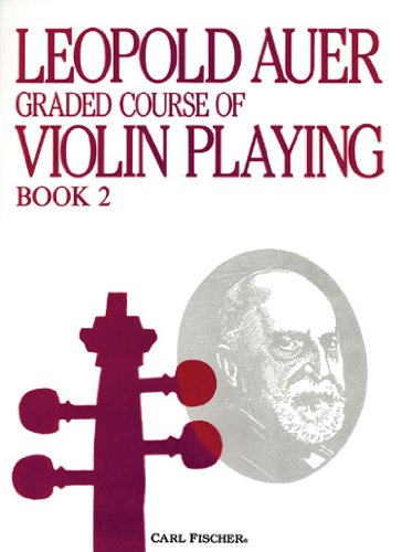 Graded Course of Violin Playing-Bk. 2-Pre-Elementary