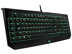Razer BlackWidow Ultimate 2014 Mechanical Gaming Keyboard (USB, Fully Programmable with 5 Macro Keys)