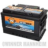 Winner Batterien 57541 Autobatterie