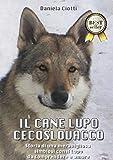 Scarica Libro Il cane lupo cecoslovacco Storia di una meravigliosa simbiosi con il lupo da comprendere e amare (PDF,EPUB,MOBI) Online Italiano Gratis