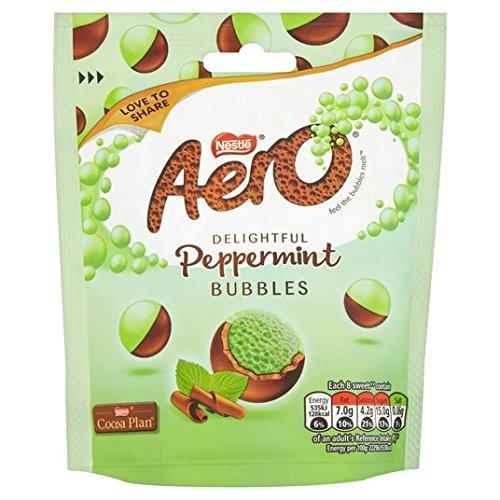 Aero Bubbles Peppermint Pouch 113g
