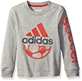adidas Little Boys' Basic Long Sleeve Te...