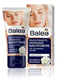 Balea Regenerating Night Face-Cream with Lotus Flower Extract - No Silicones / No Ethanol-Alcohol / PEG-free / Vegan / No Animal Testing - 50ml by Balea