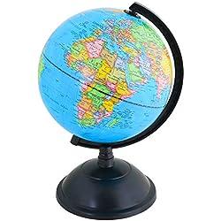Exerz Globe éducatif pivotant - Diamètre de 20cm