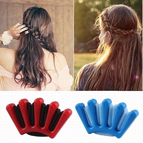 hengsong-mode-haarstyling-tool-franzosisch-haare-flechten-tool-roller-haar-styling-twist-rot