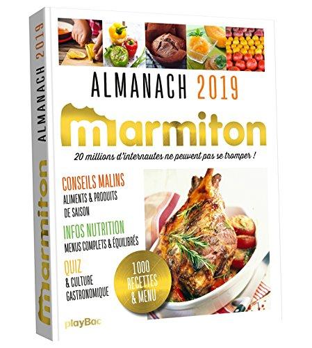 Almanach 2019 Marmito