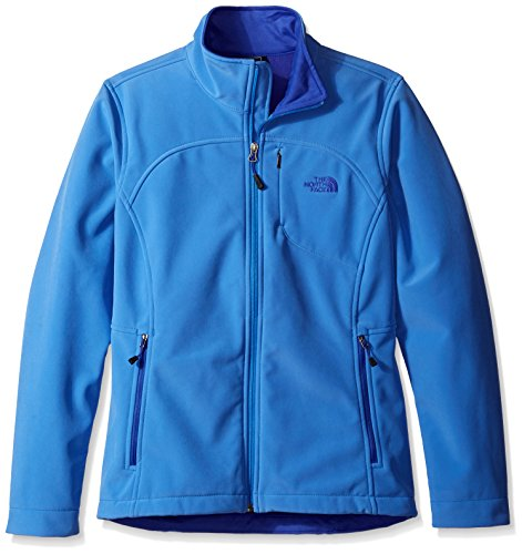 New The North Face Women's Apex Bionic Jacket Coastline Blue Small The North Face Bionic Jacket