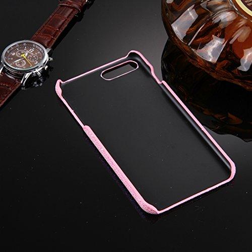 YAN Für iPhone 7 Plus Twinkling Paillette Beschichtung harten Schutzhülle ( Color : Silver ) Pink