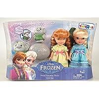 Disney Frozen Petite Surprise Trolls Gift Set Anna Elsa Doll Exclusive